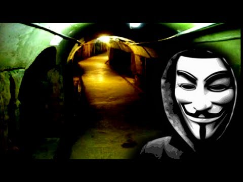 Anonymous: Underground Bases, CIA Clones, and False Flags.