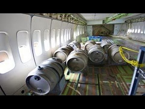 Chemtrail Plane Inside