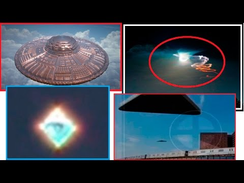 Watch Now! Best UFOs Worldwide UFO / The Most Incredible UFOs Caught on Tape!