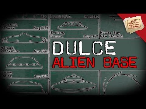 Aliens in Dulce, New Mexico?
