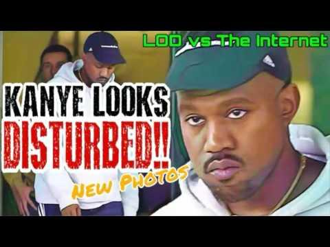 Kanye West New Photos looks Very Disturbing Clone MK Ultra Mind Control illuminati Freemason