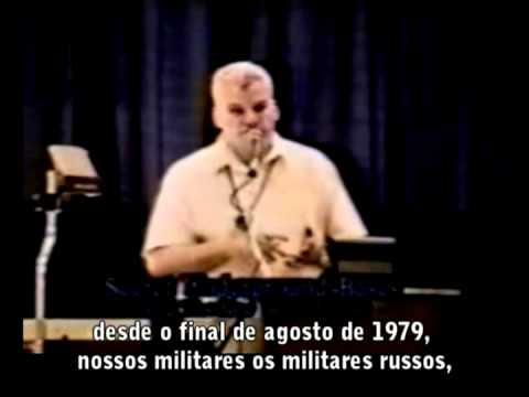Phil Schneider   66 agentes mortos – Base Dulce – Guerra Ets e Aliens