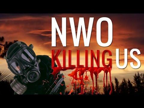 NWO Killing Us With Chemtrails Geoengineering