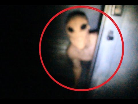Real Alien Filmed Inside Area 51