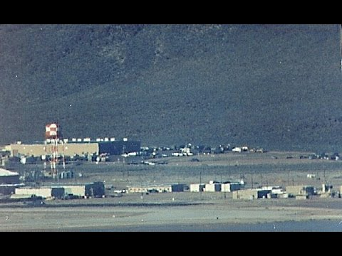 Exploring Area 51 in USA  (2017) HD