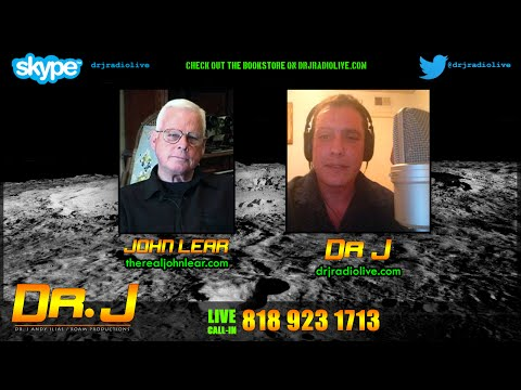 John Lear reveals more stories about Dulce, undeground bases and more!!