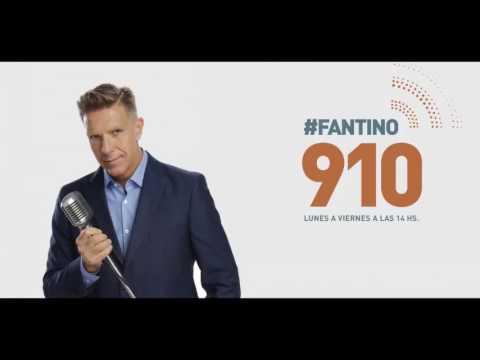 """Fantino 910 – 30 Junio 2017 – """"Panqueue"""" Russo – Comienza Super liga – ¿Historia Paranormal?"""