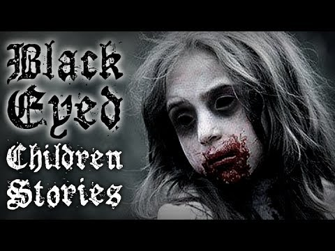 7 Paranormal TRUE Black-Eyed Children Encounters (Vol. 2)