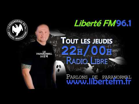 PODCAST radio Le paranormal du 24 TCI