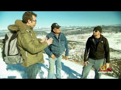 History Channel UFO Hunters 302 Underground Alien Bases 2009_clip3.avi