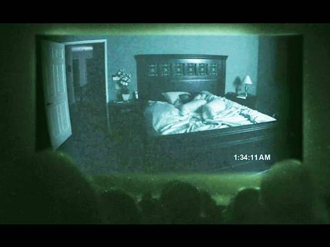 """Paranormal Activity"" – Official Trailer [HQ HD]"