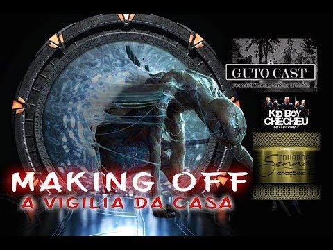 Analise Making of Vigilia da casa projeto paranormal