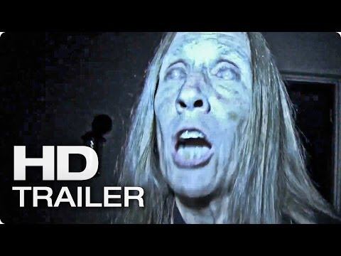 PARANORMAL ACTIVITY: Die Gezeichneten Trailer Deutsch German | 2014 [HD]