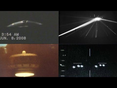 Top 20 Most Bizarre UFO Sightings