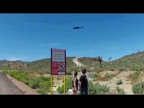 Extraña experiencia en el Area 51 | Desvelado Adiccion