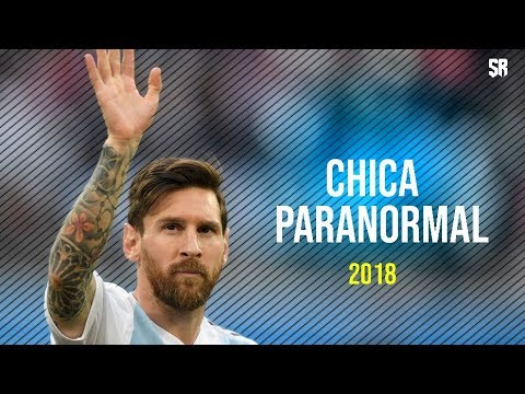 Lionel Messi ● Chica Paranormal – Paulo Londra ᴴᴰ