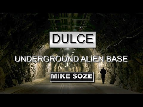The Alledged Secret underground Alien Base in Dulce