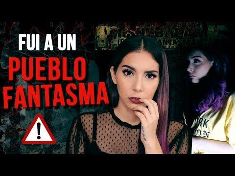 FUI A UN PUEBLO FANTASMA Y ESTO PASÓ ? (Storytime Paranormal) ♥ Jimena Aguilar