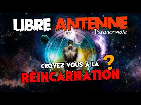 Libre Antenne Paranormal