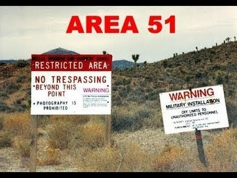 Area 51 The CIA's Secret Files
