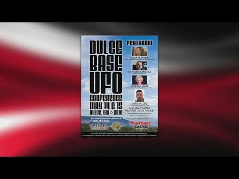 Dulce Base UFO Conference