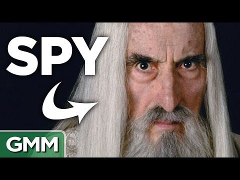 4 Secret Celebrity Spies