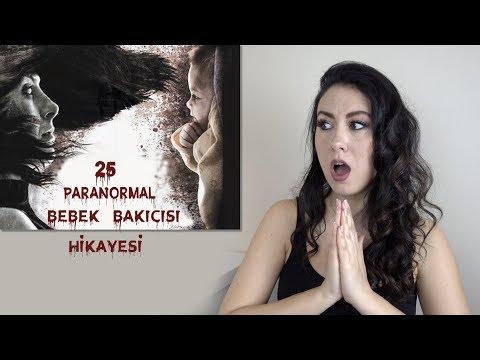 BEBEK BAKICILARININ ÇOCUKLARDAN DUYDUĞU EN ÜRKÜTÜCÜ ŞEYLER  (Paranormal)