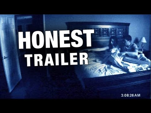 Honest Trailers – Paranormal Activity