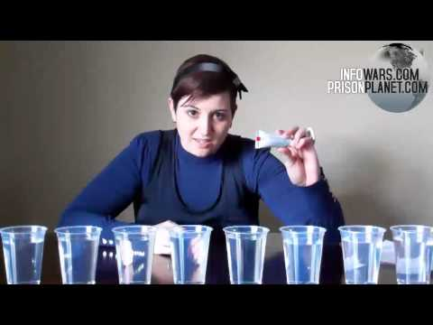 Fluoride Is Poison: A Quick Demo