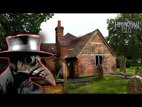 THE LAST Black Plague DEATH HOUSE | THE PARANORMAL FILES