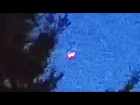 UFO sighting? Strange objects dart across B.C. night sky