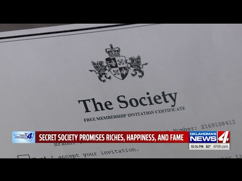 """""""Secret Society"""" promises money, and fame, but it`s not free"""