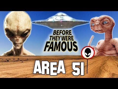 Area 51 | Before They Were Famous | A Million People To Storm Area 51