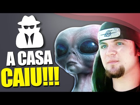 ÁREA 51 – FBI INVADIU Casa do Dono do Ataque!
