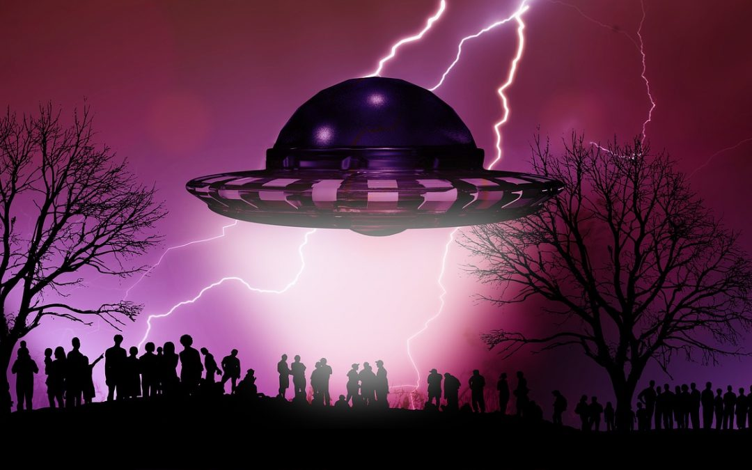 UFO sighting: Pair of 'cloaked alien spacecraft' spotted over New York