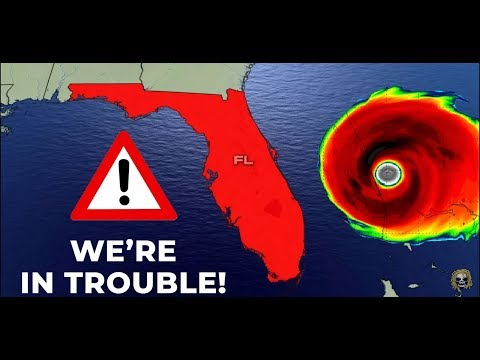 Hurricane Dorian being manipulated. HAARP/GEO-ENGINEER STORMS directed each year=Sales & evacuations