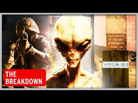 Storming Area 51? You Face 'Highly Trained Killers'   The Breakdown Ep. 11