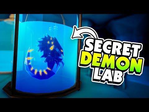 A SECRET UNDERGROUND TEST LAB IN AREA 51 – Desert Skies Gameplay (Raft Clone)