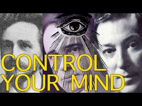 """Mind Control through a """"Definite Chief Aim"""" (Napoleon Hill, Neville Goddard, James Allen)"""