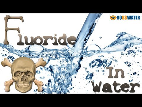 Fluoridation And CDC