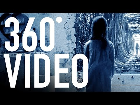 SCARY Paranormal Activity Seance – 360 Degree Video