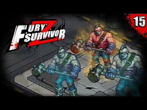 FURY SURVIVOR Z #15 🧟♂️ DULCE BASE MILITAR  chapter 15 Gameplay español – Kensu37