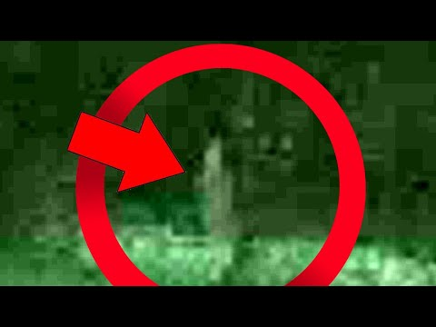 Amazing REAL Ghost Video? – Scary Paranormal Activity Caught on Video – Ghost video Analysis