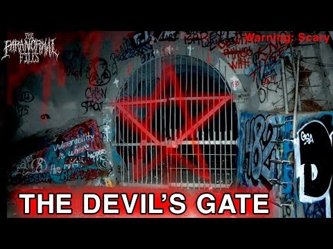 (WARNING) Do NOT Enter the DEVIL'S GATE DAM at NIGHT | THE PARANORMAL FILES