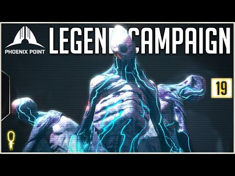 Pandoran LAIR (Mind Control Central) – Phoenix Point – Legend Campaign – Part 19