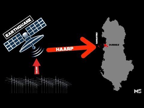 HAARP godet Shqiperine & konspiracion | FAKT