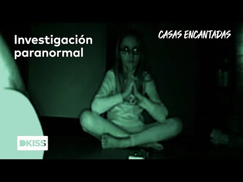 Así actúa un Equipo de Investigación Paranormal en una casa con presencias extrañas