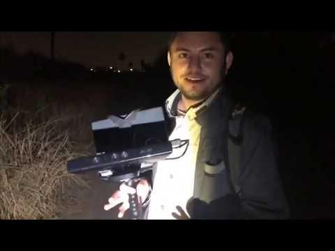 actividad paranormal captada en la cámara Kinect  último directo del año GRACIAS A TODOS