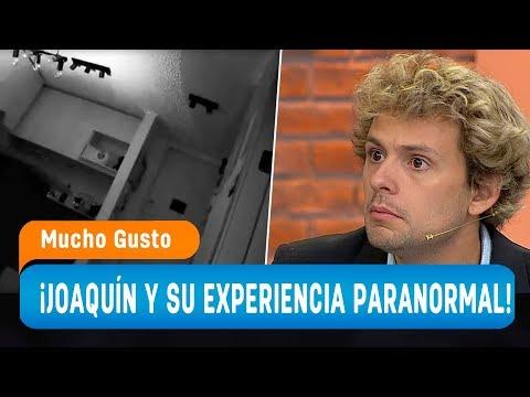 Joaquín relata experiencia paranormal en su casa – Mucho Gusto 2020