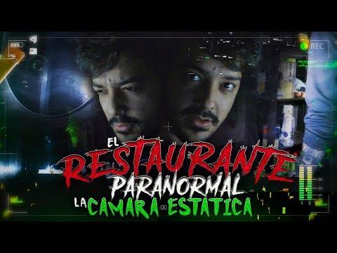 La Cámara Estática del Restaurante Paranormal de Las Sombras.
